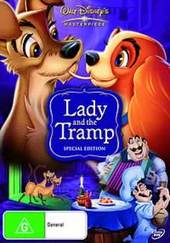 Lady And The Tramp - Special Edition on DVD