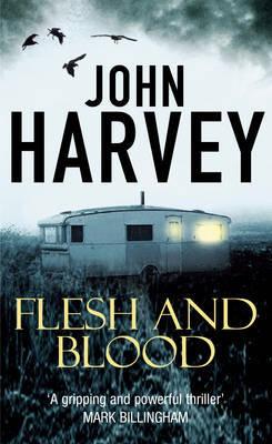 Flesh and Blood: (Frank Elder) by John Harvey image