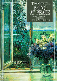 Thoughts on Being at Peace by Helen Exley image