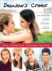 Dawson's Creek - Complete Season 2 (6 Disc Box Set) on DVD