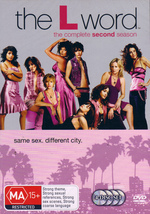 L Word, The - Complete Season 2 (4 Disc Box Set) on DVD