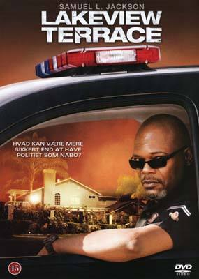 Lakeview Terrace on DVD