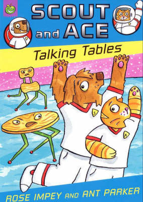 Talking Tables by Rose Impey