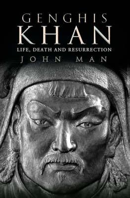 Genghis Khan (UK Airport T/P) by John Man