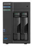 Asustor AS-5002T NAS with 2 x 2TB WD RED HDD