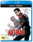 Ant-Man on Blu-ray