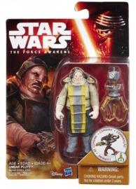 """Star Wars 3.75"""" The Force Awakens - Unkar Plutt"""