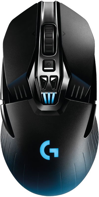Logitech G900 RGB Wireless Gaming Mouse for
