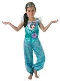 Disney: Kids Princess Jasmine Shimmer Dress - (Small)