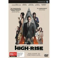 High-Rise on DVD