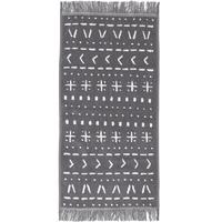 Bambury Nomad Hand Towel (Pewter)