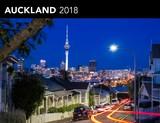Auckland 2018 Horizontal Wall Calendar