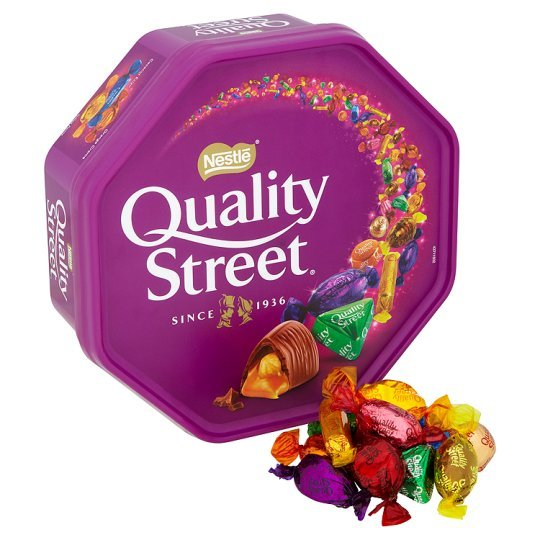 Quality Street Tub (650g)