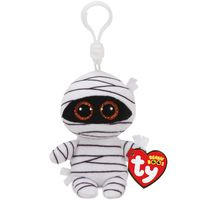 Ty Beanie Boo's: Mummy White - Clip On