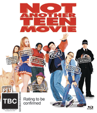 Not Another Teen Movie on Blu-ray