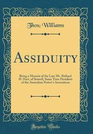 Assiduity by Thos Williams image