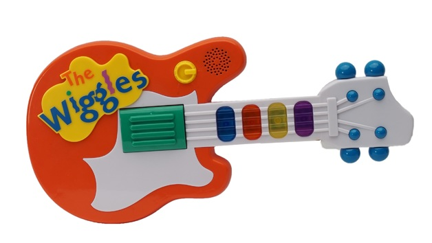 The Wiggles: Play By Colour - Play Guitar
