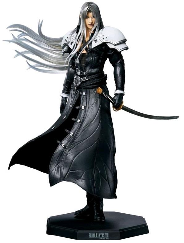 Final Fantasy VII Remake: Sephiroth - Statuette
