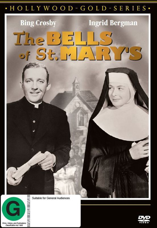 The Bells Of St Marys on DVD