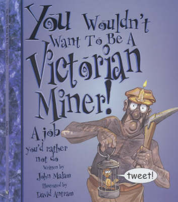 You Wouldn't Want to be a Victorian Miner by John Malam image