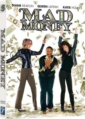 Mad Money on DVD image