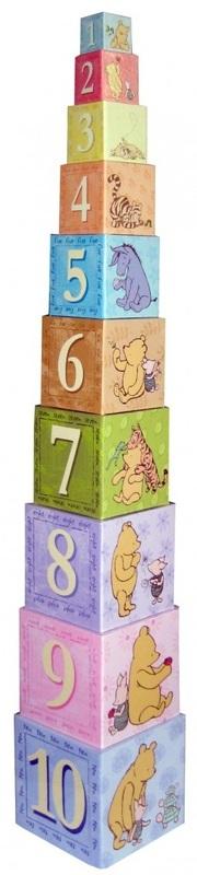 Winnie The Pooh - Building Blocks