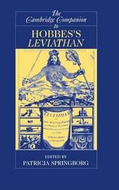 The Cambridge Companion to Hobbes's Leviathan image