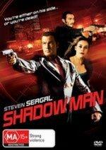 Shadow Man on DVD