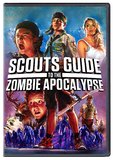 Scouts Guide to the Zombie Apocolypse DVD