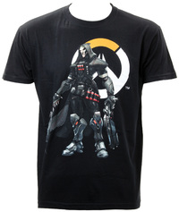 Overwatch Reaper T-Shirt (XX-Large)