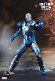 Marvel - Blue Steel (Mark XXX) - 1:6 Scale Figure