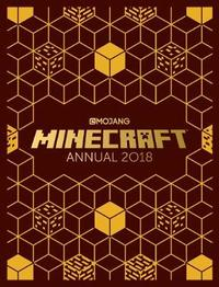 The Official Minecraft Annual 2018 by Mojang AB