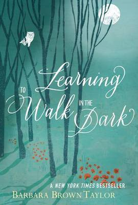 Learning to Walk in the Dark by Barbara Brown Taylor image