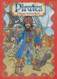 Pirates Ultimate Activity Book image