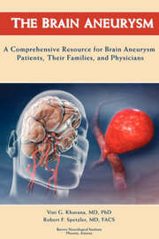 The Brain Aneurysm by Vini G. Khurana image