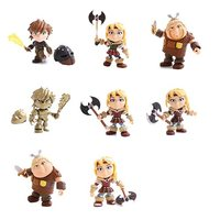 How to Train Your Dragon: Heroes & Humans Wave 2 - Action Vinyl Figure (Assorted)