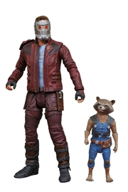 Guardians of the Galaxy: Vol. 2 - Star-Lord & Rocket Figure 2-Pack