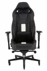 Corsair: T2 Road Warrior High Back Desk And Office Chair - Black/White for