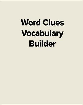 Word Clues Vocabulary Builder by McGraw-Hill Education image