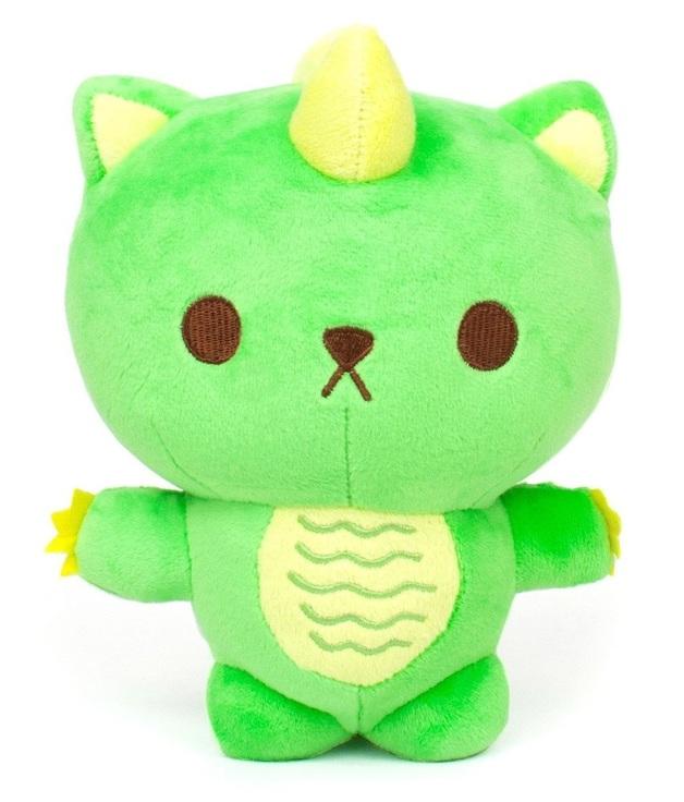"""Kaiju Kitties: Boomu - 8"""" Monster Plush"""