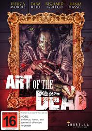 Art Of The Dead on DVD