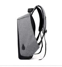 """Ape Basics: 15.6"""" Anti-theft Backpack - Purple"""
