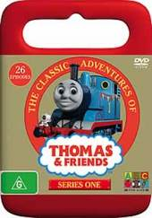 Thomas & Friends - Series 1 on DVD