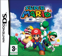 Super Mario 64 DS for Nintendo DS image