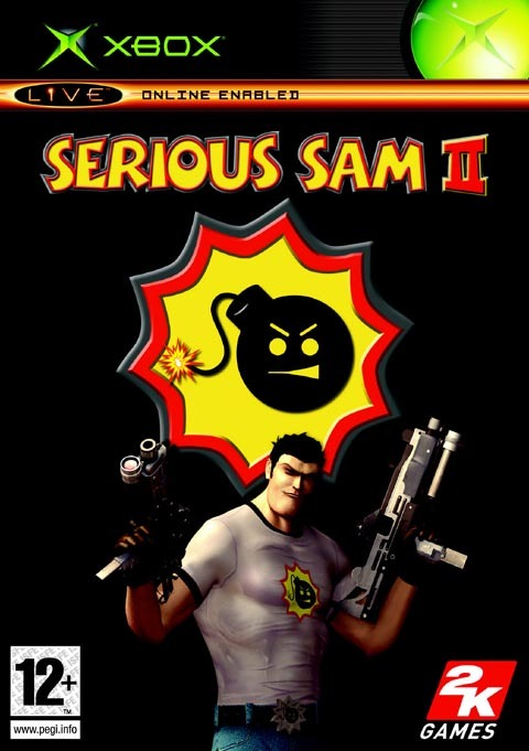 Serious Sam II for Xbox
