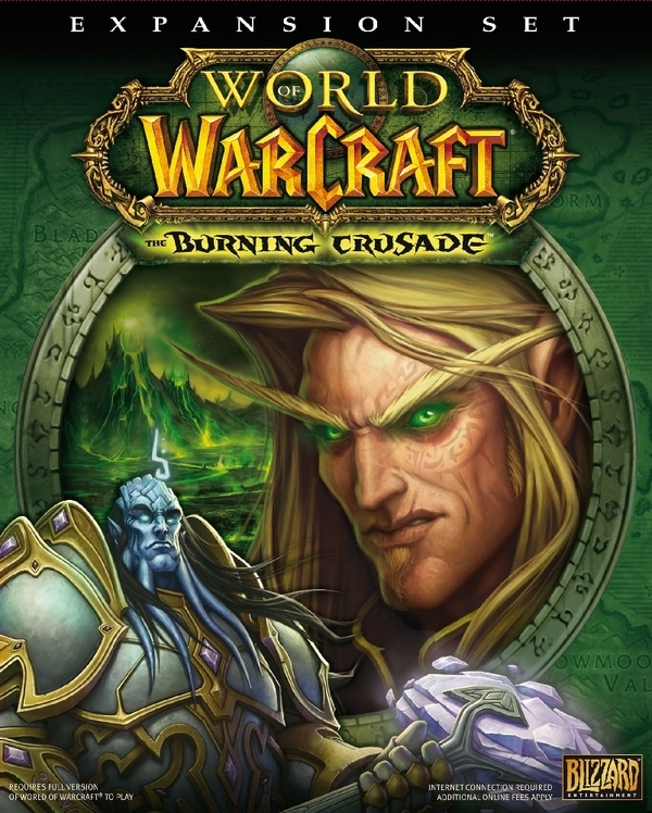World of Warcraft: The Burning Crusade for PC