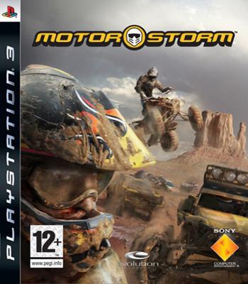 MotorStorm (Platinum) for PS3