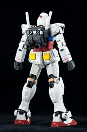 RG RX-78-2 Gundam 1/144 Model Kit image