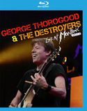 George Thorogood & The Destroyers - Live at Montreux 2013 on Blu-ray