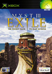 Myst III: Exile for Xbox